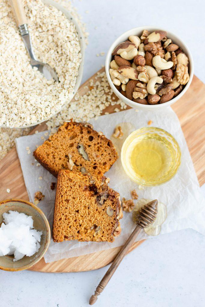 Granola au pain d'épice